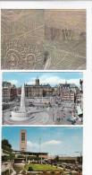 50 CARTOLINE ESTERE  Differenti  A Colori - Cartes Postales