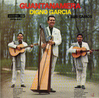 * LP *  DIGNO GARCIA - GUANTANAMERA (Holland 1966 EX-!!!) - Wereldmuziek
