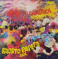 * LP *  FAUSTO PAPETTI - I REMEMBER No.5  (MOTIVI DELL' AMERICA LATINA) (Italy 1969) - Instrumentaal