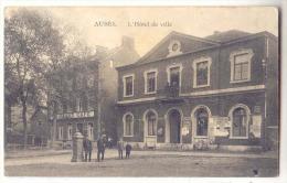 53 -  AUBEL  - L'hôtel De Ville  *facteurs* - Aubel