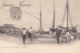06 / ANTIBES / P.L.M  LE PORT  / NON DIVISEE 1903 - Antibes