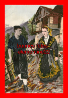 Cpsm 73  Sainte Foy     , Costume , Coiffe  (scan Recto Et Verso ) - France