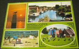 Netherlands Hindeloopen L6284 - Leer's - Used - Hindeloopen