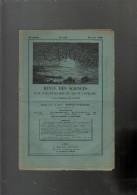 """Revue """"LA NATURE"""" N°1152 Du 29/06/1895 Canon De Campagne, Phonographe Portatif, Pirogues En Alu, Orages En Bohême - Scienza"""