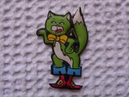 Figurine Image Mousse Montella Le Chat Botté (plasteco) - Figurines
