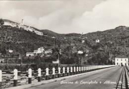 MASSA - STAZIONE DI CAPRIGLIOLA E ALBIANO M. - Massa