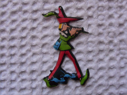 Figurine Image Mousse Montella La Flûte Enchantée (plasteco) - Non Classés