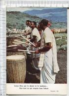 RWANDA  -   Joueurs De Tambour - Rwanda