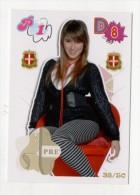 FIGURINA TRADING CARD N.38/50 - IL MONDO DI PATTY (POPULARES VS DIVINAS) - PANINI - O MUNDO DE PATTY - PATITO FEO - Panini