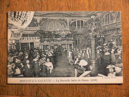 PARIS 18e - Moulin De La Galette - Nouvelle Salle De Danse 1898 - Distrito: 18