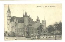 Anvers : Le Steen, Vu De L'Escaut - Antwerpen