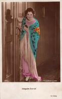 CINÉMA ANCIEN - ACTRICE : MAGDA SONJA - CARTE ´VRAIE PHOTO´ COLORISÉE ~ 1920 - 1930 : IRIS VERLAG (r-259) - Acteurs