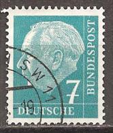 BRD 1954 // Michel 181 O - [7] Federal Republic