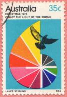 AUS SC #540  1972 Christmas CV $6.50 - 1966-79 Elizabeth II
