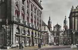 NANCY - 54 - Place Stanislas Et La Cathédrale - ENCH22 - - Nancy