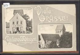 VIELE GRÜSSE OSTERWEDDINGEN - TB - Germania