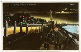 BLACKPOOL : ILLUMINATIONS - THREE PROMENADES - Blackpool