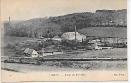 PAVILLY - Route De Barentin - France