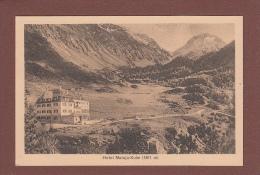 Hôtel MALOJA-KULM - GR Grisons