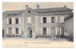 (2015-01) Ferney - Ancien Théâtre De Voltaire - Ferney-Voltaire