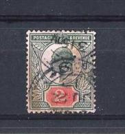 GB56) GRAN BRETAGNA 1902 Effige Di EDOARDO VII - Filigr.11 USED  S.G.N.226 - 1902-1951 (Re)