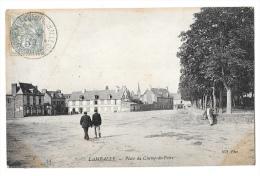 (2027-22) Lamballe - Place Du Champ De Foire - Lamballe