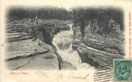NATURAL STEPS - Montmorency Falls