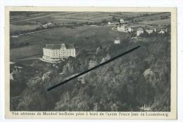 CPA - Vue Aérienne De Mondorf Les Bains Prise à Bord De L'avion Prince Jean De Luxembourg - Mondorf-les-Bains