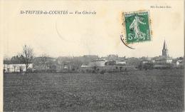 Saint-Trivier-de-Courtes - Vue Générale - Edition Mlle Rochette - France