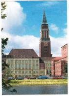 Kiel: VW POLO II & T3-BUS, BMW 323, FORD SIERRA - Rathaus - (D) - Turismo