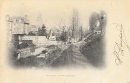 Verneuil - Les Promenades - Carte Précurseur - Verneuil-sur-Avre