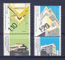 Israel - 1990, Michel/Philex No. : 1174 (2 Ph.) 1175 (2 Ph.), - MNH - *** - - Israel