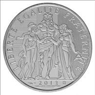 France 10 Euros 2013 Argent Ag Hercule - France