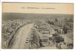 CPA CONCHES EN OUCHE (Eure) - Vue Panoramique - Conches-en-Ouche