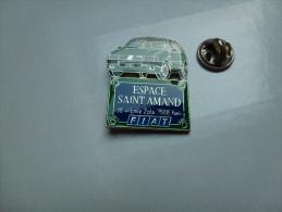 Auto Fiat , Espace Saint Amand , Paris - Fiat