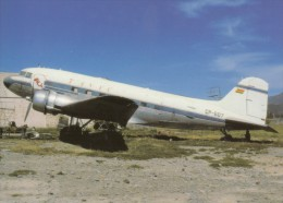 Tavic, DC-3C, Unused Postcard [14932] - 1946-....: Moderne