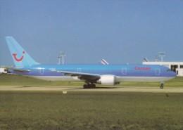 CORSAIR TUI, Boeing 767-304 ER, Unused Postcard [14936] - 1946-....: Moderne