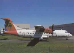 SCORPIO AVIATION, ATR-42-300, Unused Postcard [14939] - 1946-....: Moderne