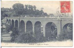76 ELBEUF Viaduc De L'hospice 1907 - Elbeuf