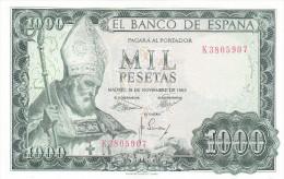 1000 PTS ESTADO ESPAÑOL  1965  SIN CIRCULAR - [ 3] 1936-1975: Franco