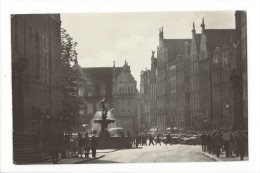 11063 -  Gdansk Dtugi Targ Fot. J. Korpal - Pologne
