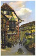 [DC5123] CARTOLINA - CASA GRATICCIO - PAESE - Viaggiata 1955 - Old Postcard - Postcards