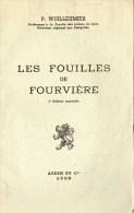 69 Lyon Les Fouilles De Fourviere Revue De 1947 Archeologie - Books, Magazines, Comics