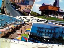 POMEZIA SALUTI DA TORVAIANICA VEDUTE VB1968 EP11791 - Altre Città