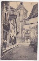 Eglise St Médard Et Rue Ligonnier - Thouars