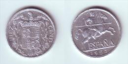Spain 10 Centimos 1953 - 10 Centimos