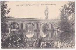 Pont Roman De Vernay - Airvault