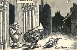 Scatologie - Religieuse - Moine - Les Oeufs - Unclassified