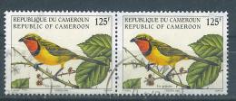 VEND TIMBRES DU CAMEROUN N° 1233 EN PAIRE , COTE : ?, !!!! (f) - Cameroun (1960-...)