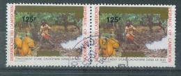VEND TIMBRES DU CAMEROUN N° 1198 EN PAIRE , COTE : ?, !!!! (c) - Cameroun (1960-...)